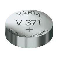 Knoflíková baterie do hodinek 371 Varta