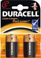 Baterie Duracell Basic C/LR14/MN1400/malé mono K2