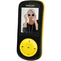 SFP 5870 BYL 8 GB MP3/MP4 SENCOR