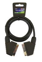 AV kabel SCART - SCART 1,5 m, SL2001