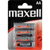 R6 4BP AA Zn MAXELL