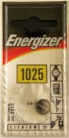 Lithiová baterie CR 1025 Energizer