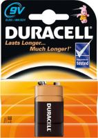 Baterie Duracell Basic 9V/6LR61 /MN1604 K1