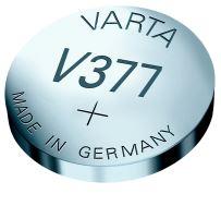 Hodinková baterie Varta 377