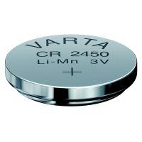 Lithiová baterie Varta CR 2450