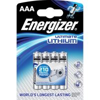 Baterie ULTIMATE LITH FR03/4 4xAAA ENERGIZER foto