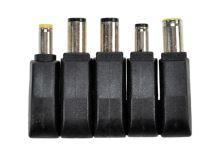Adaptér pro notebooky - doplňkové koncovky k síťovým adaptérům DA32, DA33