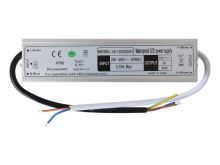 Zdroj spínaný pro LED diody + pásky IP66, 12V/ 60W/5A