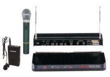 Mikrofon bezdrátový WR202R+VXM286+WT203P