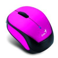 GENIUS Micro Traveler 9000R V2/ 1200 dpi/ bezdrátová/ dobíjecí/ černofialová, 31030110100