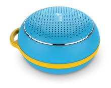 GENIUS repro SP-906BT/ 3W/ Bluetooth 4.1/ dobíjecí/ modrý, 31731070101