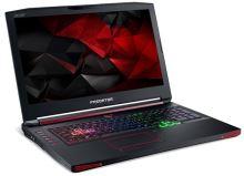 """Acer Predator 17 (G9-792-7719)  i7-6700HQ/8GB+8GB/256GB SSD+1TB 7200 ot./DVDRW/GTX 970M 6GB/17.3"""" FHD IPS matný/BT/W10 Home/Black , NH.Q0QEC.002"""
