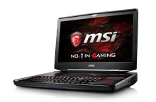 """MSI GT83VR 6RE-042CZ Titan SLI/ i7-6820HK Skylake/32GB/2x128GB SSD+1TB HDD/2x GTX1070, 8GB/BDRW/18,4"""" FHD/ W10, GT83VR 6RE-042CZ"""