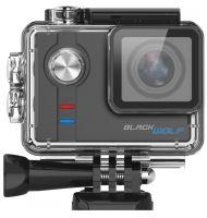 CEL-TEC BlackWolf - sportovní Super HD 2.5K minikamera, microSDXC, LCD, vodotěsná do 40m, , 1605-045