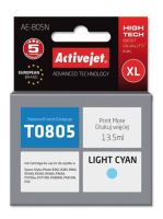 ActiveJet Ink cartridge Eps T0805 R265/R360/RX560 LightCyan - 12 ml     AE-805, EXPACJAEP0112