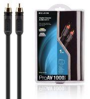 Belkin kabel Digitální Koaxiální - ProAV 1000 Series - 2m, AV10010qp2M