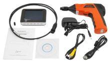 CEL-TEC InCam 850 - inspekční kamera 5.5mm,  microSD/SDHC, LCD, 1104-001