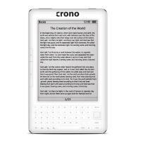 Crono C06 e-book - elektronická čtečka knih, CREB61