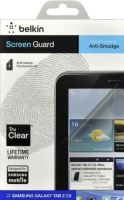 "Belkin ScreenGuard ochranná fólie antiotisková pro Galaxy Tab 2 7.0"""