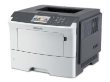 Lexmark MS610de mono laser, 47 str./min., duplex, síť, dotyk. LCD, 35S0530