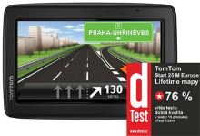"TOMTOM START 25 Europe LIFETIME mapy - Evropa (45 zemí), 5"" displej, 1EN5.002.18"
