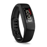 Garmin Vívofit2 Black - monitorovací náramek/hodinky, bez nutnosti nabíjení, 010-01407-00