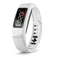 Garmin Vívofit2 White - monitorovací náramek/hodinky, bez nutnosti nabíjení, 010-01407-01