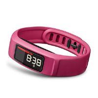 Garmin Vívofit2 Pink - monitorovací náramek/hodinky, bez nutnosti nabíjení, 010-01407-03