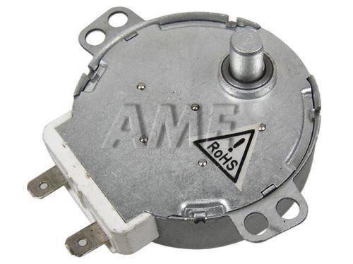 Motorek pro otáčení talíře do mikrovlnné trouby  náhrada za TYJ508-A7  220-240V/ 50-60Hz 4