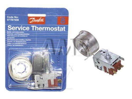 Termostat 077B7008 DANFOSS pro ledničky / mrazáky