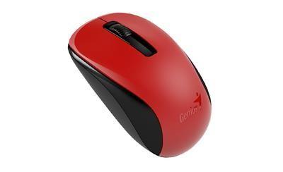 GENIUS Wireless myš NX-7005, USB, červená , 1200dpi, BlueEye, 31030127103