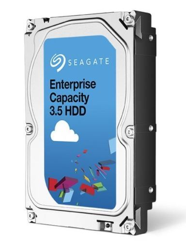 "Seagate Enterprise Capacity 3.5 HDD, 2TB, 3.5"", SATAIII, 128MB cache, SED, 7.200RPM, ST2000NM0053"