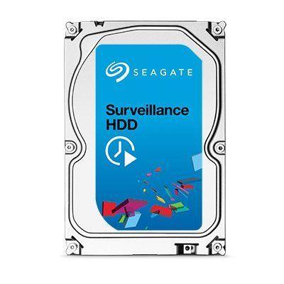Seagate Surveillance HDD, 2TB, SATAIII, 64MB cache, 5.900RPM, ST2000VX003