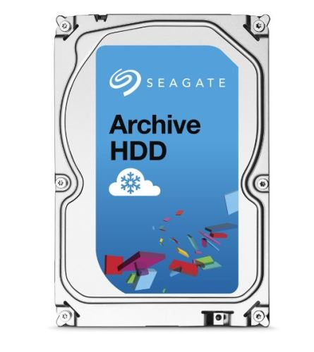 "Seagate Archive HDD, 8TB, 3.5"", SATAIII, 128MB cache, 5.900RPM, ST8000AS0002"
