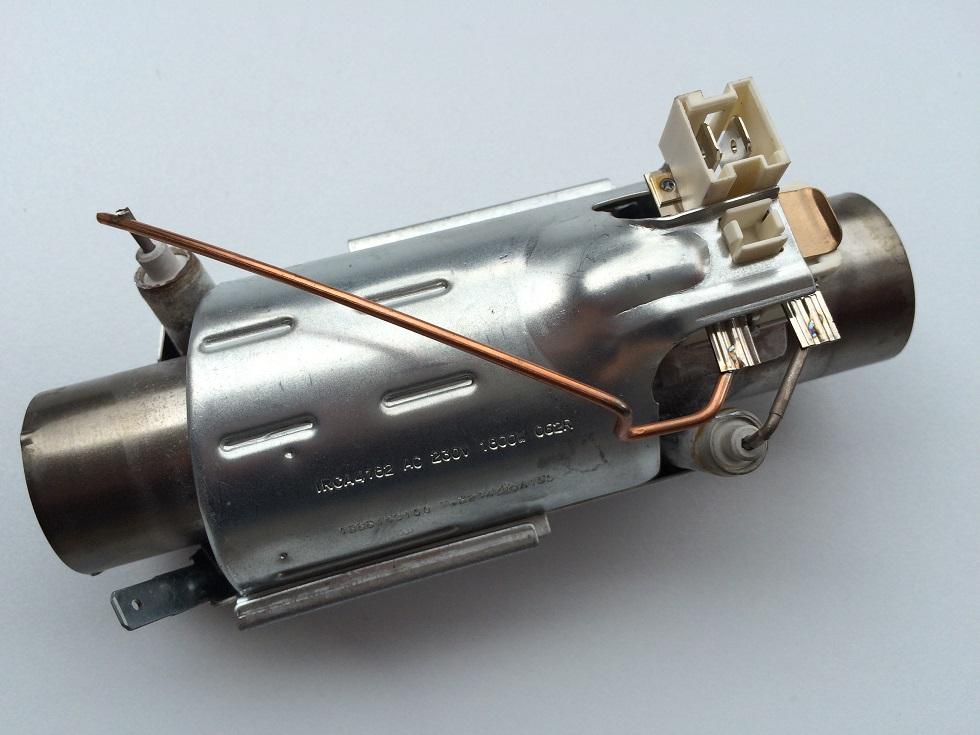 Ohřívací těleso myčka válec 1800W náhrada