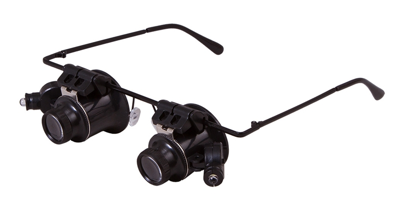 Brýle s lupou LEVENHUK ZENO VIZOR G2