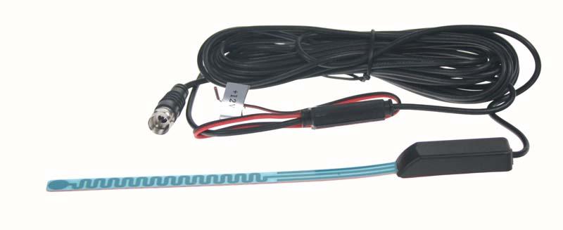 DVB-T aktivní vnitřní anténa s napaječem