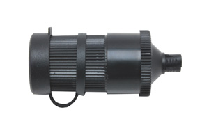 CL zásuvka na kabel s gumovým krytem