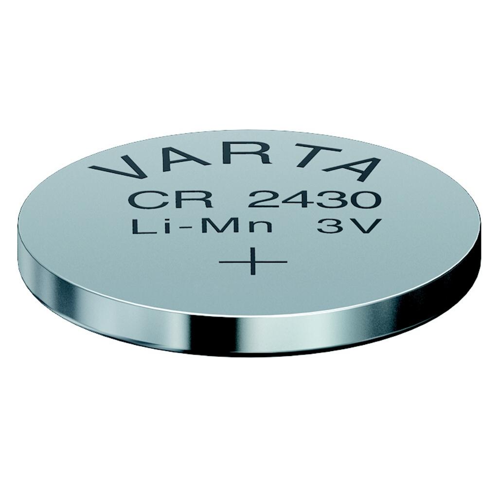 Lithiová baterie Varta CR 2430