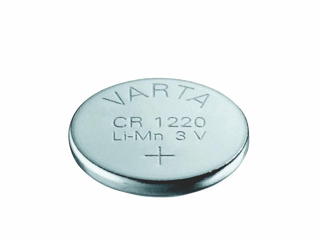 Lithiová baterie Varta CR 1220