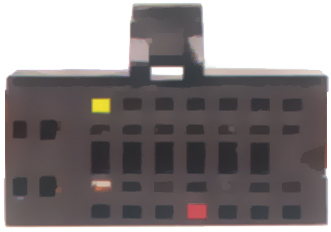 ISO kabel pro autorádio CLARION 16-pin
