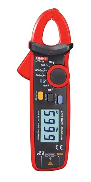 Klešťový multimetr UNI-T UT211B