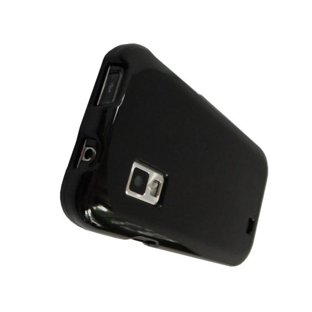 Pouzdro SOLID BLACK Samsung i9300 Galaxy S III