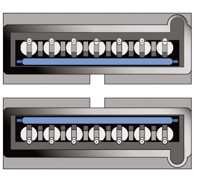 Konektor ISO Chrysler/Jeep do r. 2001