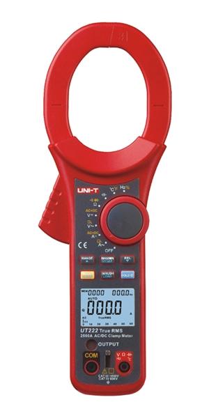 Klešťový multimetr UNI-T UT222
