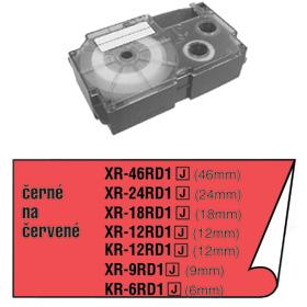 XR 9 RD1 BARVÍCÍ PÁSKA CASIO