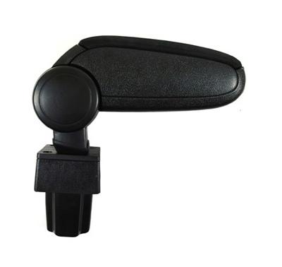 Opěrka loketní OPEL ASTRA G textilní černá