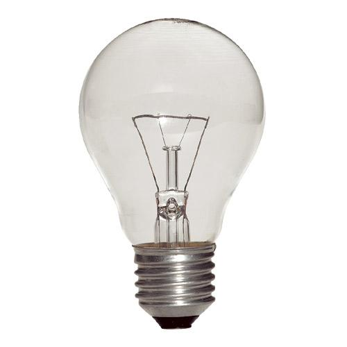 Žárovka otřesu vzdorná E27 100W