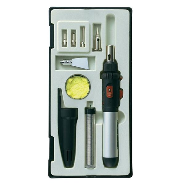 Sada plynové páječky Toolcraft PT-509, 1300 °C