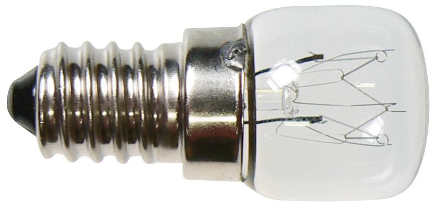 Žárovka do mikrovlnné trouby, sporáku 240V/25W 300 st.
